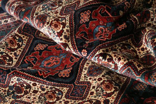 چرا فرشهای ایرانی در جهان معروف شدند؟
